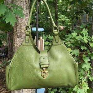 Salvatore Ferragamo luxury leather handbag